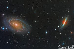 M81/M82 by Guest Photographer Simon Todd