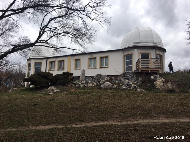 Observatory in Prague