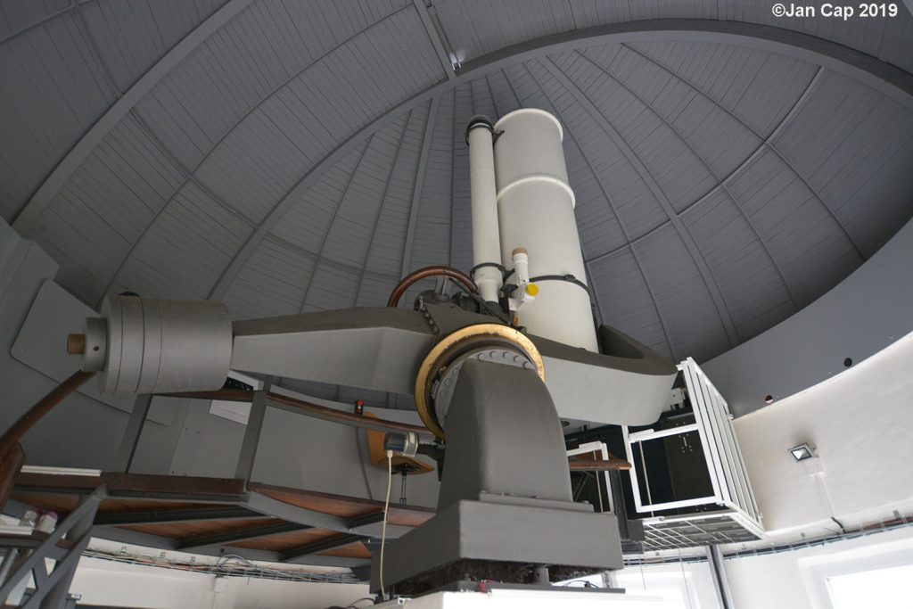 Ďáblice Observatory in Prague